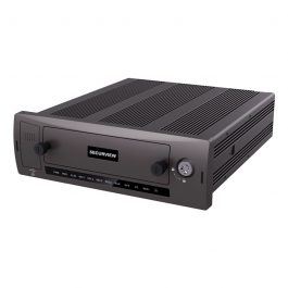 The MCVR-GPS4GW is a 4 channel mobile HDCVI DVR with Full HD 1080p recording