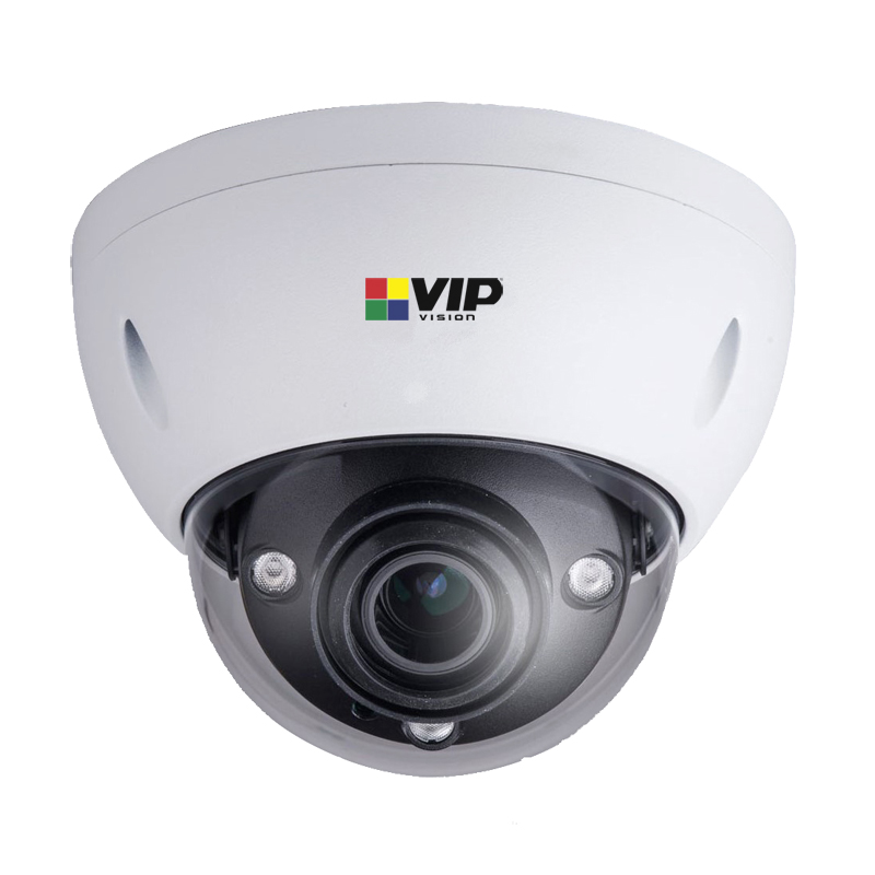 The ultimate in low-light and wide dynamic range. The VSIP2MPVDIRLV3 has a large sensor and WDR to provide impressive detail retention in colour in even the most challenging of lighting conditions.