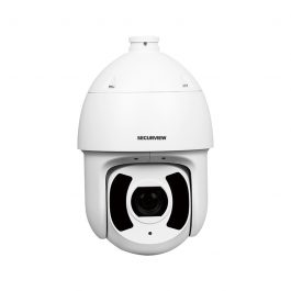 Every moment captured with the Securview HDCVI PTZ series. The VSCVIPTZ-4IRU features superior colour rendering in low light conditions
