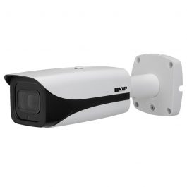 The VSIPE8MPFBIRM-Z is an 8.0MP motorised bullet with a narrower field of view than the standard model. This makes it more suited for surveillance of single points of interest