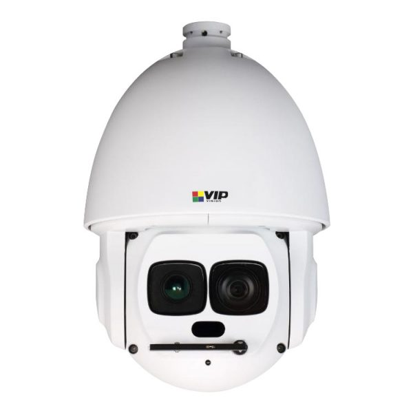 The pinnacle in long-ranged surveillance with 500m laser infrared and digital WDR