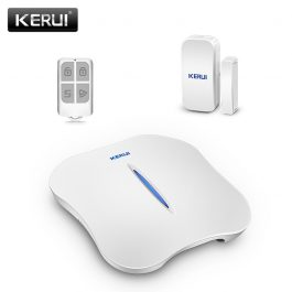 Wireless Home Security Alarm System with WIFI & PSTN - KERUI W1 (Kit 1) 18