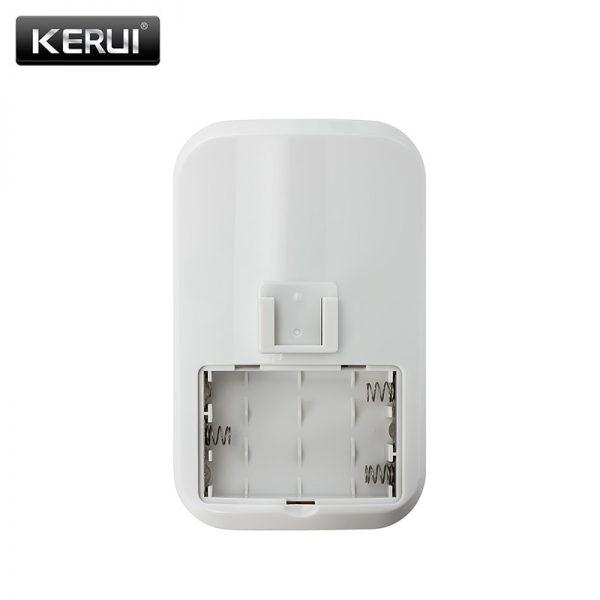 KERUI Wireless Intelligent PIR Motion Sensor Detector X3 6