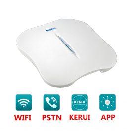 Wireless Home Security Alarm System with WIFI & PSTN - KERUI W1 (Kit 1) 9
