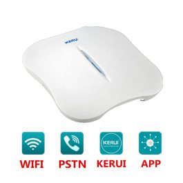 Wireless Home Security Alarm System with WIFI & PSTN - KERUI W1 (Kit 1) 9