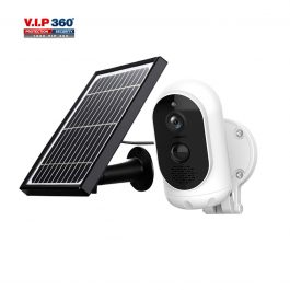 G12 Battery & Solar Powered Wifi Wireless Security Camera