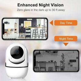 Enhanced Night Vision Camera