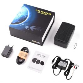 Car GPS Tracker for stolen vehicles and fleet tracking 7