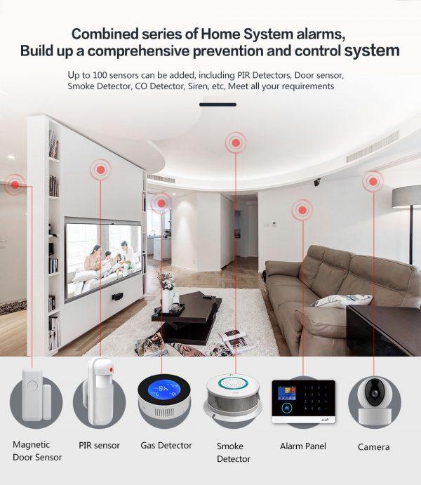 Tuya Smart Life Wifi Security Camera 4