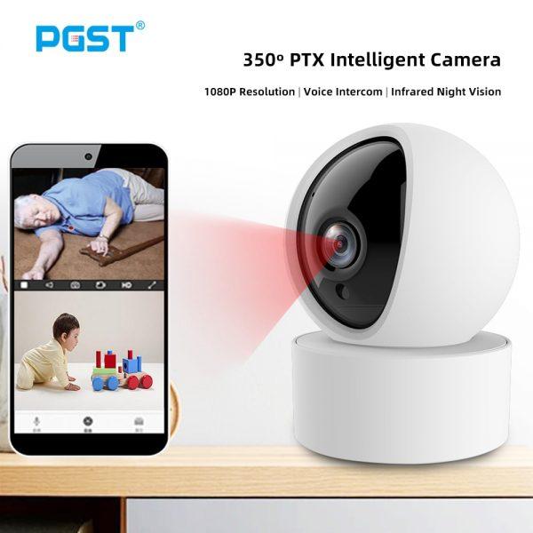 Tuya Smart Life Wifi Security Camera 1