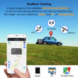 Car GPS Tracker for stolen vehicles and fleet tracking 6