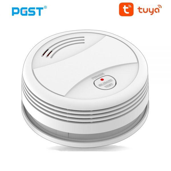 Smoke Alarm with WiFi and Tuya Smart Life App  1