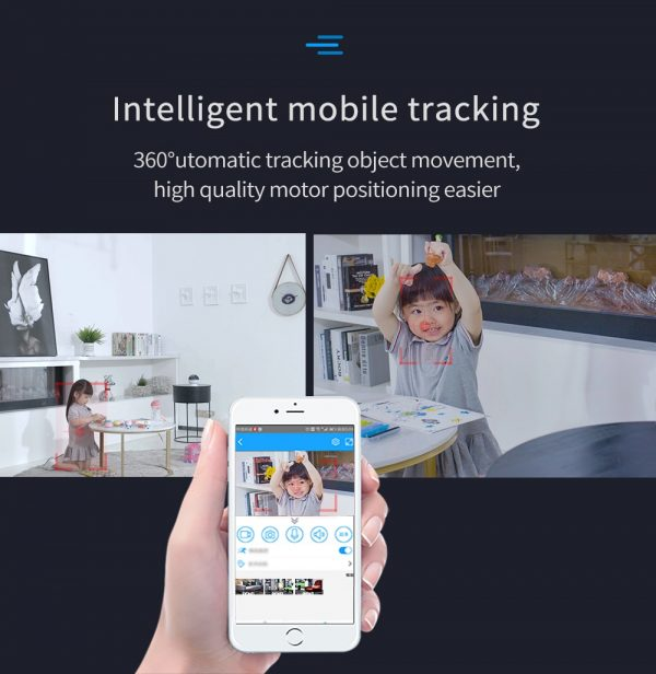 Tuya Smart Life Wifi Security Camera 3