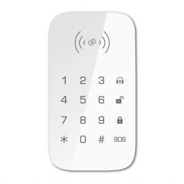 Wireless RFID keypad  2