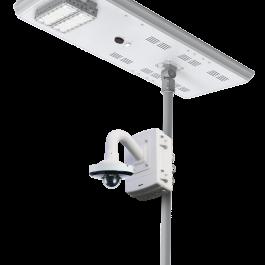 Solar Powered Outdoor CCTV Camera