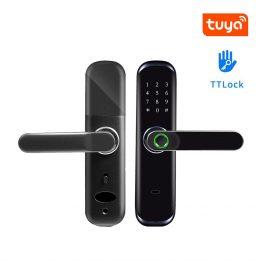 Remote Control Smart Fingerprint Biometric Lock (Tuya, Smart Life, TT Lock) 2